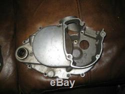 Suzuki TS90 TS 100 1971 Clutch Cover Case Casing hop up kit 11341-25700