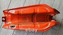 Suzuki Tank TS DS 185 / 250 as used on Motorelic (pipepurn) Honda FT500 tank