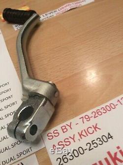 Suzuki Tc100 Ts100 Pe175 Rm100 Rm125 Rm250 Rm370 Kick Start 26300-25304