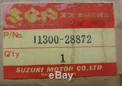 Suzuki Tc125 / Ts125'73-77, Rm125 1975, Rm100 1976, Crankcase Set, 11300-28872