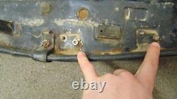 Suzuki Tc185 Ts185 Seat Base Foam Cover Enduro Twinshock Tc Ts 125 Sierra Ranger