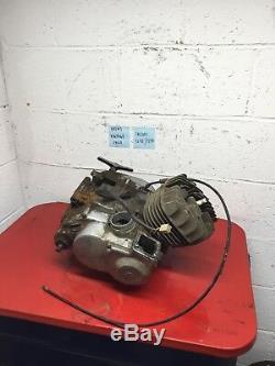 Suzuki Tc90 Ts90 Engine