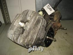 Suzuki Ts 100, Ts125 Motor Komplett Mit Kupplung Engine S1252-240131
