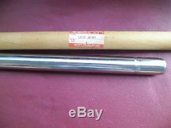 Suzuki Ts 125, Ds 125 1977-81 Original Inner Front Fork Tube Oem #51110-48000