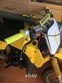 Suzuki Ts 125 X Motocross Bike Field Bike Rm 125