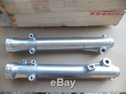 Suzuki Ts 125 /sp 125 1980/83 Outer Tube Front Fork Rh+lh Nos #51130/51140-48500