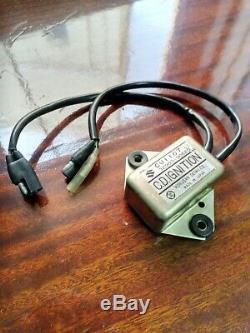 Suzuki Ts-185-250-1977-1981-cdi-ugnition-kokusan-denki. Co-parts-32900-30520-oem