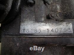 Suzuki Ts 185 Engine