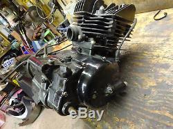 Suzuki Ts 185 Er Ts185er Engine