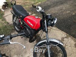 Suzuki Ts100