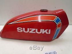 Suzuki Ts100 C Ts100c Ts125 C Ts125c Petrol Fuel Tank 1978 (att)