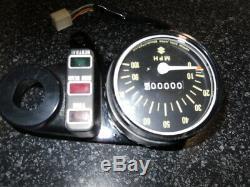 Suzuki Ts100 Ts125 Rv90 Nos Speedo / Mount Co7