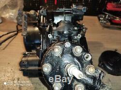 Suzuki Ts125 Engine 1984