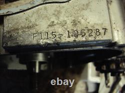 Suzuki Ts125 Engine Bottom End F115
