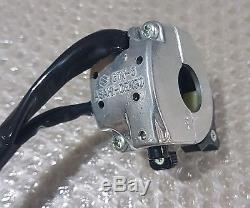Suzuki Ts125 Tc125 Ts185 Ts250 New Genuine Left Handle Switch Nos 57700-28643