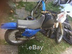 Suzuki Ts125 X Dr125 Project Job Lot