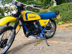 Suzuki Ts125c 1979
