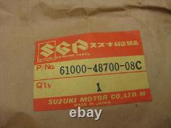 Suzuki Ts125erz 1982, New Original Rear Swinging Arm Assy, 61000-48700-08c