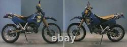 Suzuki Ts125r Sf15a Rk-rr Piston Kit Set 12110-03d03-0f0 12140-03d30 09263-16028
