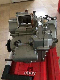 Suzuki Ts125r Tsr Engine Bottom End