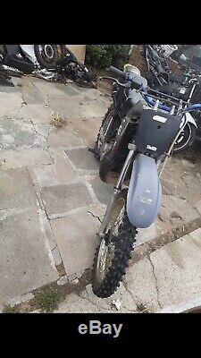 Suzuki Ts125x Enduro Ts 125 X Rare Off-road Bike