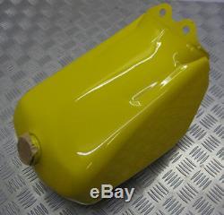 Suzuki Ts125x, New Original Fuel Tank Assy Yellow, 44100-01a00-163