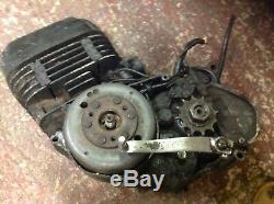 Suzuki Ts185 Engine Spares Or Repair