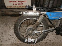 Suzuki Ts185 Model C Spares Repair Barn Find V5 present Colchester