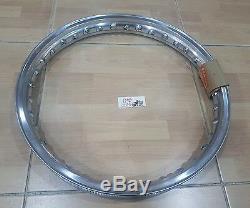 Suzuki Ts185 Ts New Genuine Rear Wheel 18x1.60 Rim 65311-29610