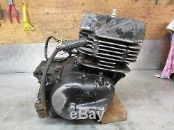 Suzuki Ts185 Ts185er 1981 Engine