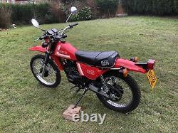 Suzuki Ts185er Ts 185 Er 100 125 250 Classic 2 Stroke OCD Restoration