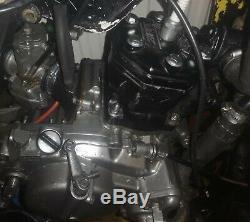 Suzuki Ts200r fully running engine conversion ts125r
