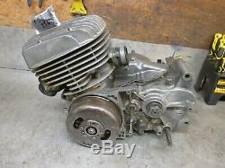Suzuki Ts250 Ts 250 1969 Savage First Year Engine