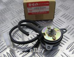 Suzuki Ts250x 1986-1989, New Original Solenoid Assy Ex Valve, 33970-13a00
