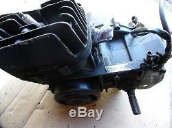 Suzuki Ts50 Complete Engine