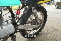 Suzuki Ts50 Er Garage Find Project