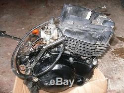 Suzuki Ts50 Ts 50 X Complete Engine Malossi Big Bore With Carb Ect 1984 Onwards