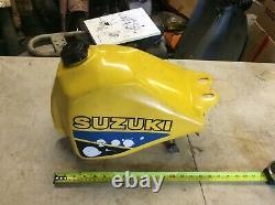 Suzuki pe rm ts Petrol fuel tank