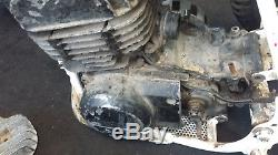 Suzuki rl or ts. Beamish parts enigine frame wheels yokes shockers swinging arm