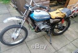 Suzuki tc ts125 1974 spares restoration