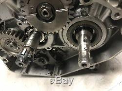 Suzuki ts 125 r tsr engine bottom end