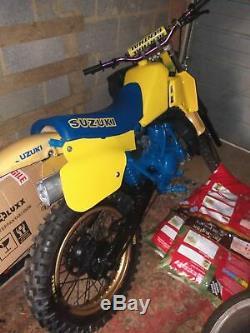 Suzuki ts 125 x 1986