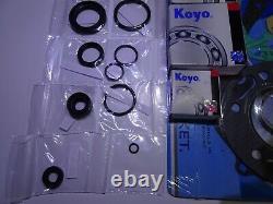 Suzuki ts 125 x tsx engine rebuild gaskets bearings oil seals o rings