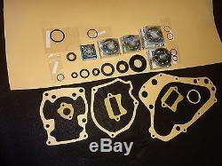Suzuki ts 125 x tsx engine rebuild gaskets bearings seals o rings