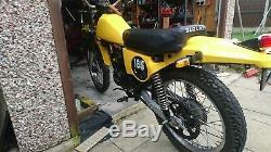Suzuki ts 185 er 1979 trail bike