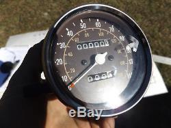Suzuki ts-250, 185 speedometer
