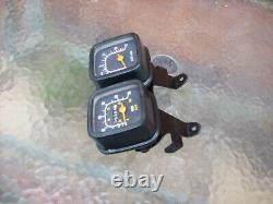 Suzuki ts 50 er / ts50 speedo clocks console speedometer gauges dials barn find