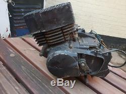 Suzuki ts 50 ts50 2 stroke air cooled engine