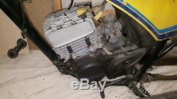 Suzuki ts100erz project spares or repair