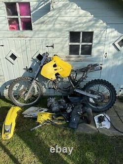 Suzuki ts125r Bike For Spares Only